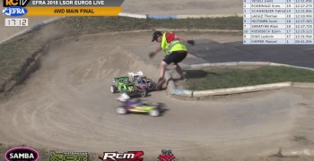 Video - Final Campeonato de Europa Gran Escala 4WD