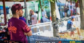 Robert Batlle, lidera la primera jornada del Campeonato de Europa y nos cuenta sus impresiones