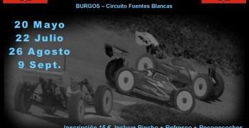 26 de Agosto - Segunda prueba Campeonato 1/8 TT Electric Xperience 2018