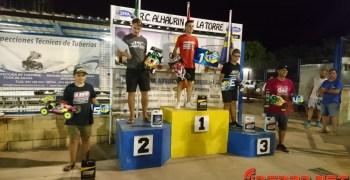 Juan Carlos Canas gana la Carrera de la Sardina 2018 en Alhaurín, seguido de Ronnefalk y Alejandro Perez