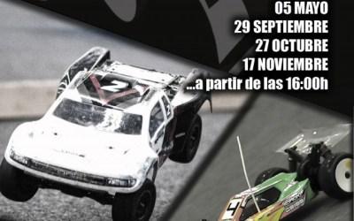 29 de Septiembre - Cuarta prueba del Campeonato social Tracker