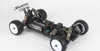 SWorkz presenta su nuevo 1/10, el S14-3. Imágenes.