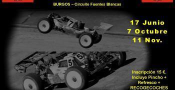 7 de Octubre - Segunda prueba Campeonato Nitro Power en Fuentes Blancas