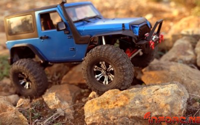 Video - Ruta de crawlers con Tony Alcala