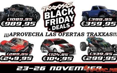 Black Friday en Modelspain, con descuentos hasta el 30 de Noviembre en algunos productos