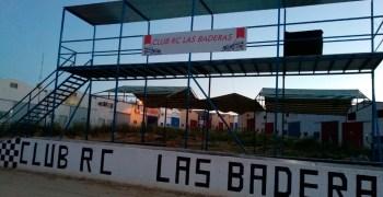Pásate a rodar por el circuito RC Las Baderas a pasar un día de coches con sus socios