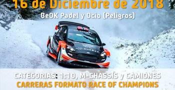 16 de Diciembre - Rally RC Especial Navidad en Granada