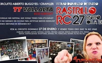 27 de Enero - Rastrillo en RC TT Vallalta