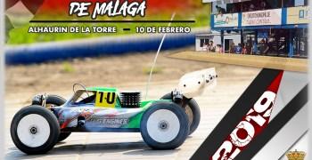 10 de Febrero - ¡Comienza el provincial de Málaga 1/8 TT nitro y eléctrico!