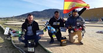 Crónica - Primera prueba Campeonato de Madrid 1/8 TT Gas 2019, por Oscar Navarro