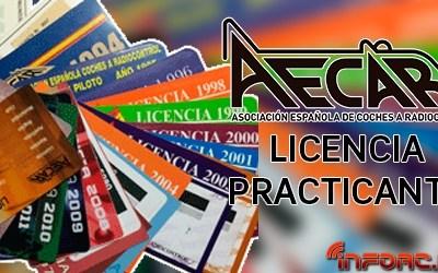 AECAR presenta la nueva licencia practicante, para cubrir a aficionados que no compiten