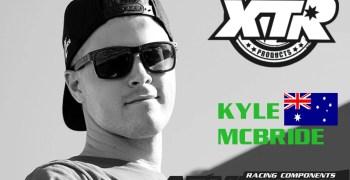 Kyle McBride ficha por XTR Racing
