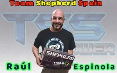 Raul Espinola ficha por Team Shepherd Spain