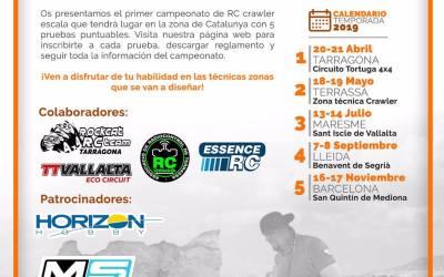 Primer Campeonato RC Crawler Eco Extreme