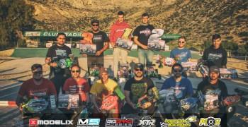 Juan Carlos Canas gana la primera prueba del Nacional 1/8 TT-E 2019 en Redovan