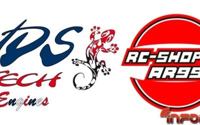 NDS Tech Engines, nueva distribución de motores on road y accesorios de RC Shop 99 y AR99