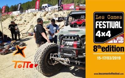 Video - Les Comes 4x4 Festival concurso de circuitos Crawler RC 2019