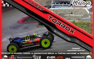 12 de Mayo - Tercera prueba Camp. Málaga 1/8 TT en Torrox
