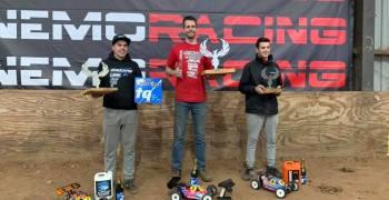Ryan Lutz gana la primera edición de la DXR Dirt Kings