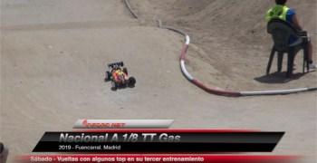 Video - Vueltas con algunos pilotos del grupo top