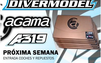 Agama A319 disponible en España la semana que viene