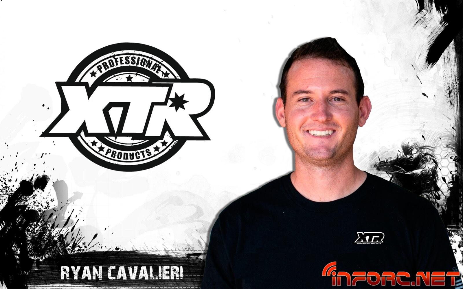 Ryan Cavalieri ficha por XTR Racing