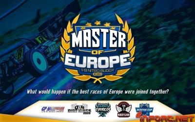 Master of Europe 1/8 TT Nitro Buggy 2020