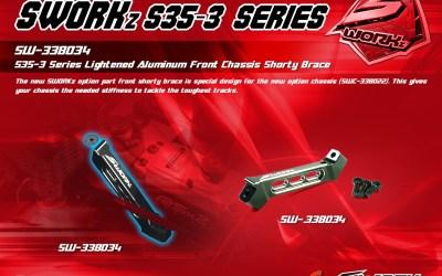 SWorkz presenta su nueva rigidificadora delantera corta aligerada