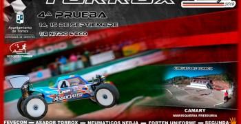 14 y 15 de Septiembre - 4° prueba campeonato Málaga 1/8 TT en Torrox. Horarios