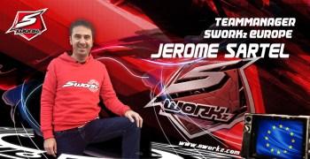 Jerome Sartel ficha por SWorkz