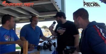 Video - Paseo por el paddock en el Nacional 1/8 TT-E en San Roque