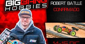 Robert Batlle confirmado para la Big Bang Race en Sax