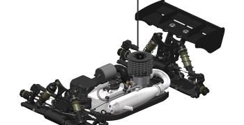HB Racing presenta el D819RS