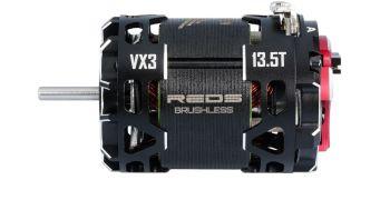 Nuevo motor Reds VX3 para 1/10