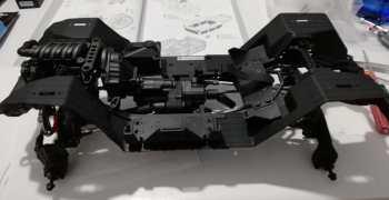 Montaje Axial SCX10 III, galería de fotos