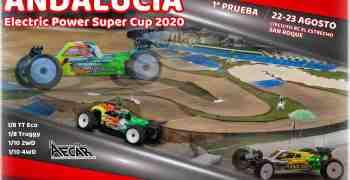 22 y 23 de Agosto - 1ª Prueba Cto. Andalucia E.P. Super Cup 2020 - San Roque