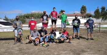 Juan Carlos Canas gana la última prueba del Camp de Andalucía en Chiclana
