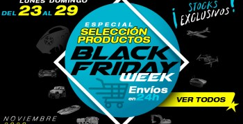 Black Friday en Modelspain