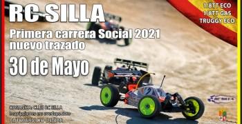 30 de Mayo - Carrera social inaugural del nuevo trazado en RC Silla