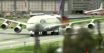 Aeropuerto a escala