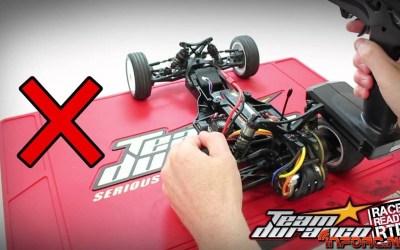 Aprende a ajustar tu embrague electrico con Team Durango