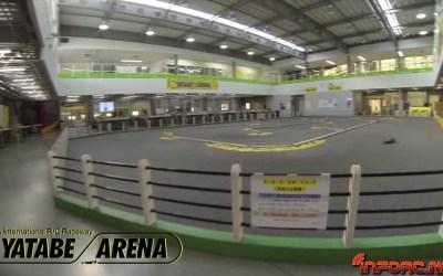 ¿Conoces el Yatabe Arena? Video presentación