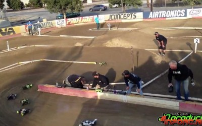 Losi Winter series, final completa