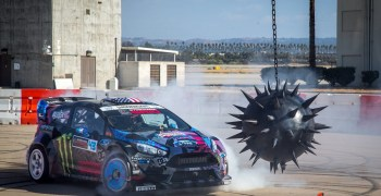 Need for Speed y Ken Block presentan: Gymkhana 6