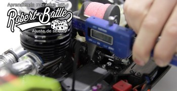 Tutorial por Robert Batlle - Cómo trimar los servos de un coche RC (english subs)