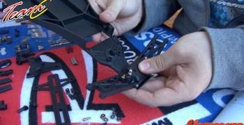 Vídeo - Cómo montar un coche 1/10 2WD. Por Miguel Zambrana.