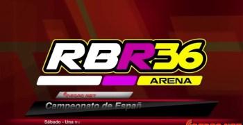Vídeo - Los más rápidos del Sábado en el RBR36 Arena