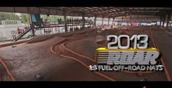 Video resumen del nacional ROAR 2013 por A Main Hobbies