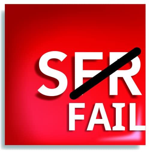SFR et son service client déplorable !