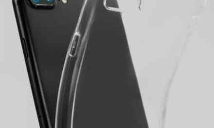 Coque iPhone 8 Plus Olixar transparente